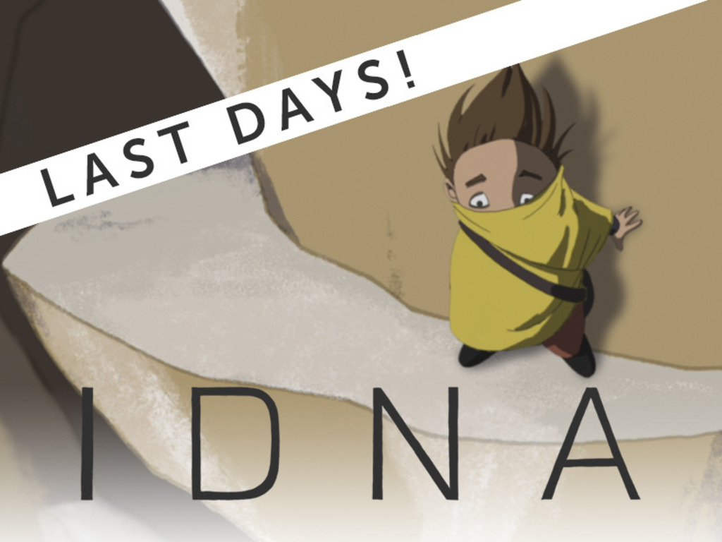 IDNA: A sci-fi interactive graphic novel for mobile and VR's video poster