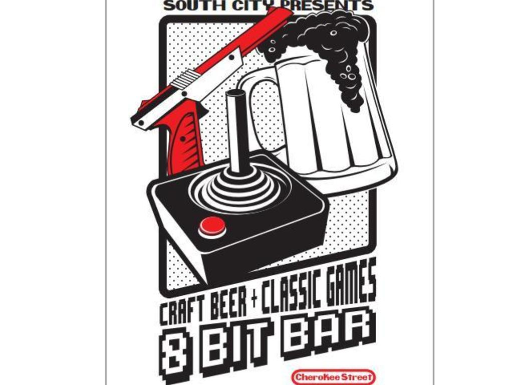The 8-Bit Bar St. Louis's Geek Bar's video poster