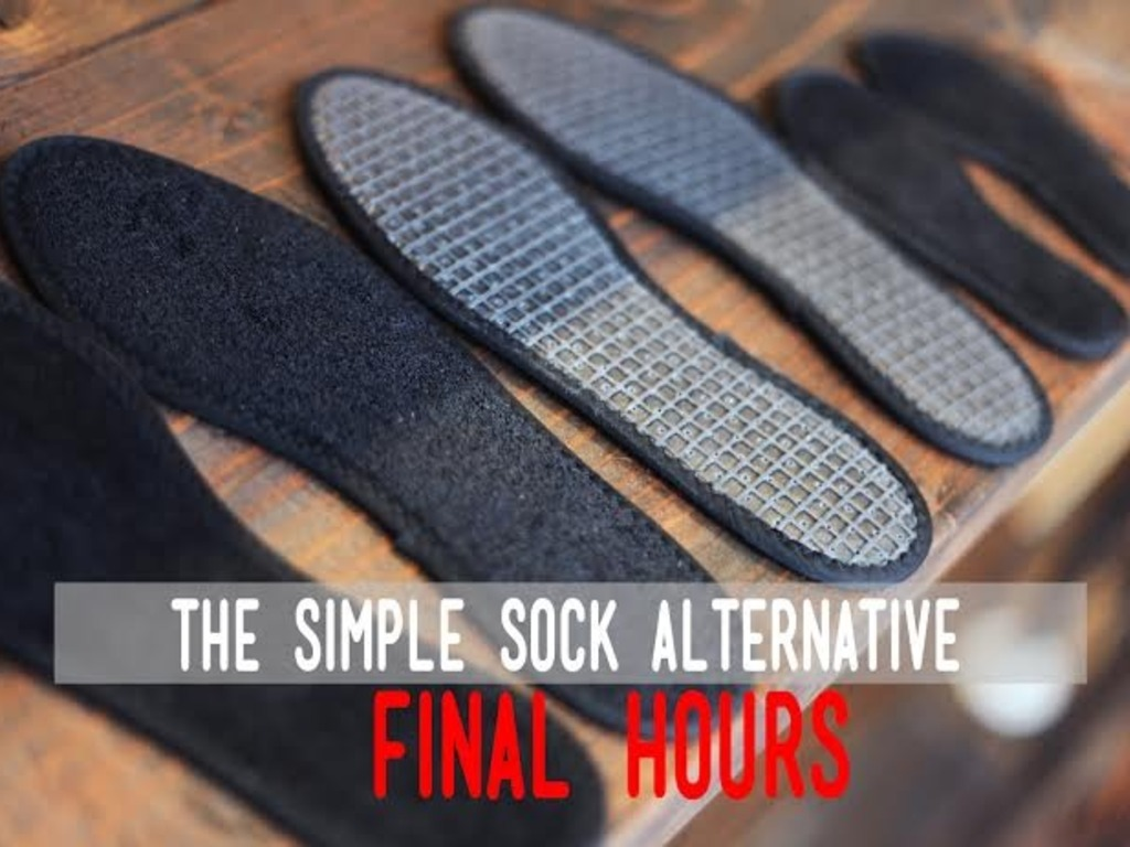 Sole Socks: Say goodbye to socks and hello to freedom's video poster