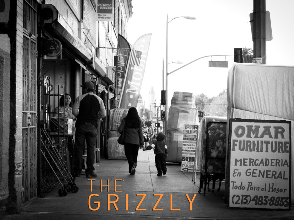 """The Grizzly"" Film Independent Short Film Project's video poster"