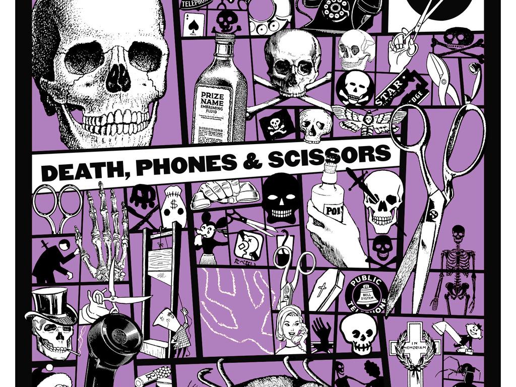 Crap Hound #6: Death, Telephones & Scissors!'s video poster