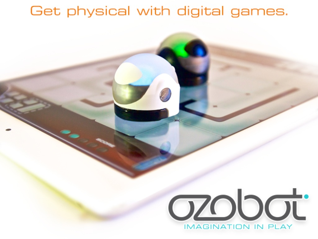 Smart Robotic Game Piece for Physical & Digital Play's video poster