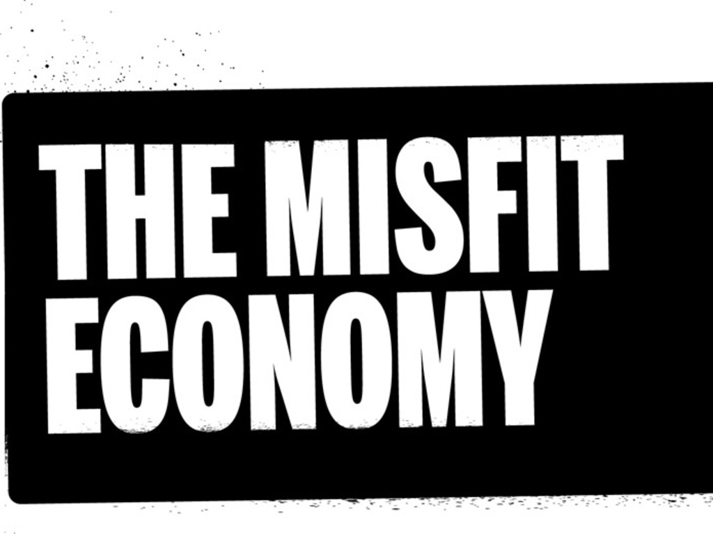 Documenting the Misfit Economy's video poster