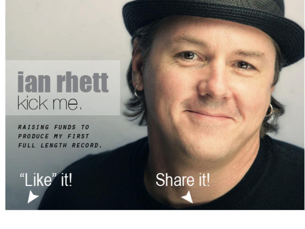 Help Ian Rhett Make His First LP!'s video poster