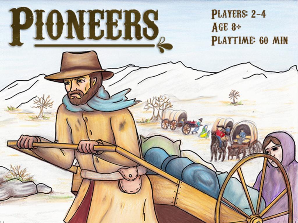 Pioneers's video poster