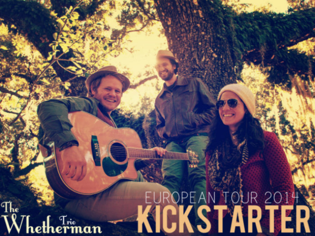 Get Whetherman to Europe!'s video poster