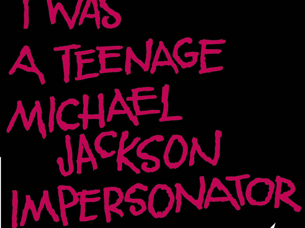 I Was A Teenage Michael Jackson Impersonator!'s video poster