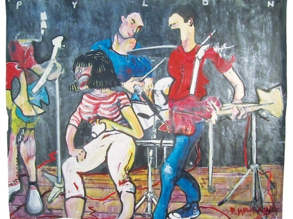 Art Rocks Athens: How Art Made Music In Georgia From 1975-85's video poster