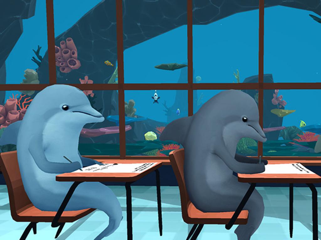 Classroom Aquatic's video poster