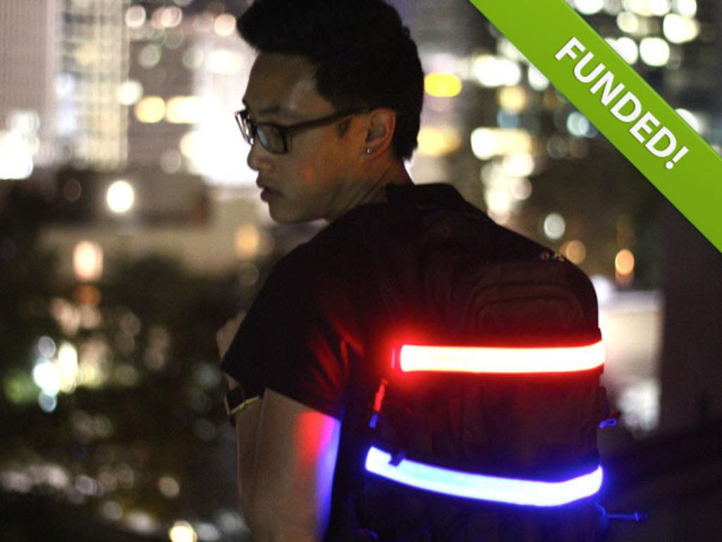 HALO BELT 2.0 - Bright LED Illuminated Safety Belt's video poster