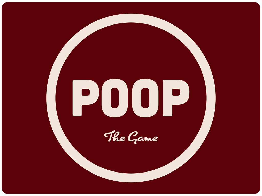 POOP: The Game's video poster