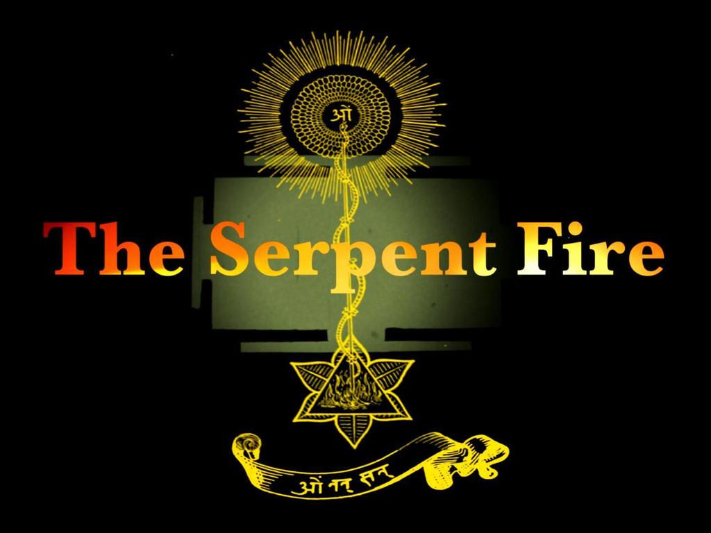 The Serpent Fire's video poster