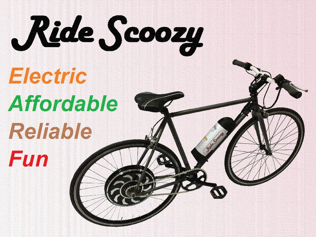 Affordable Reliable & Fun Electric Commuting Bicycle's video poster