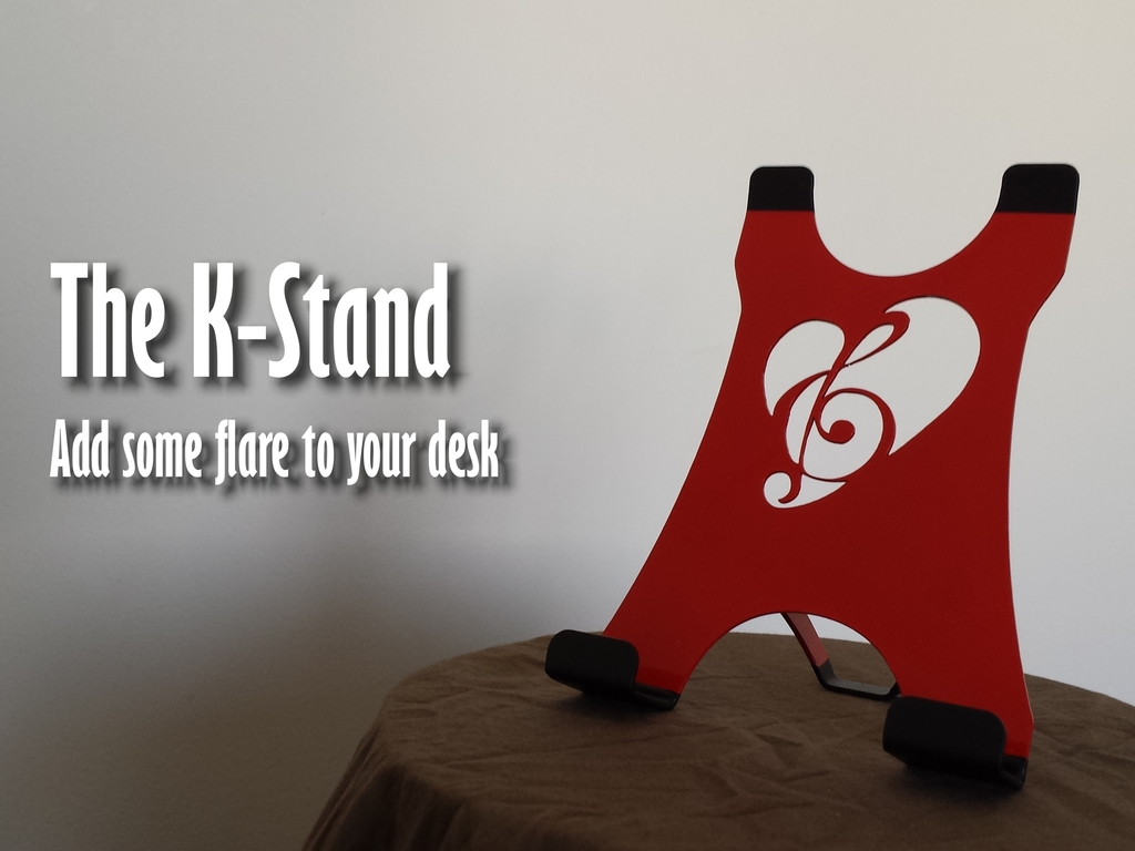 The K-Stand's video poster