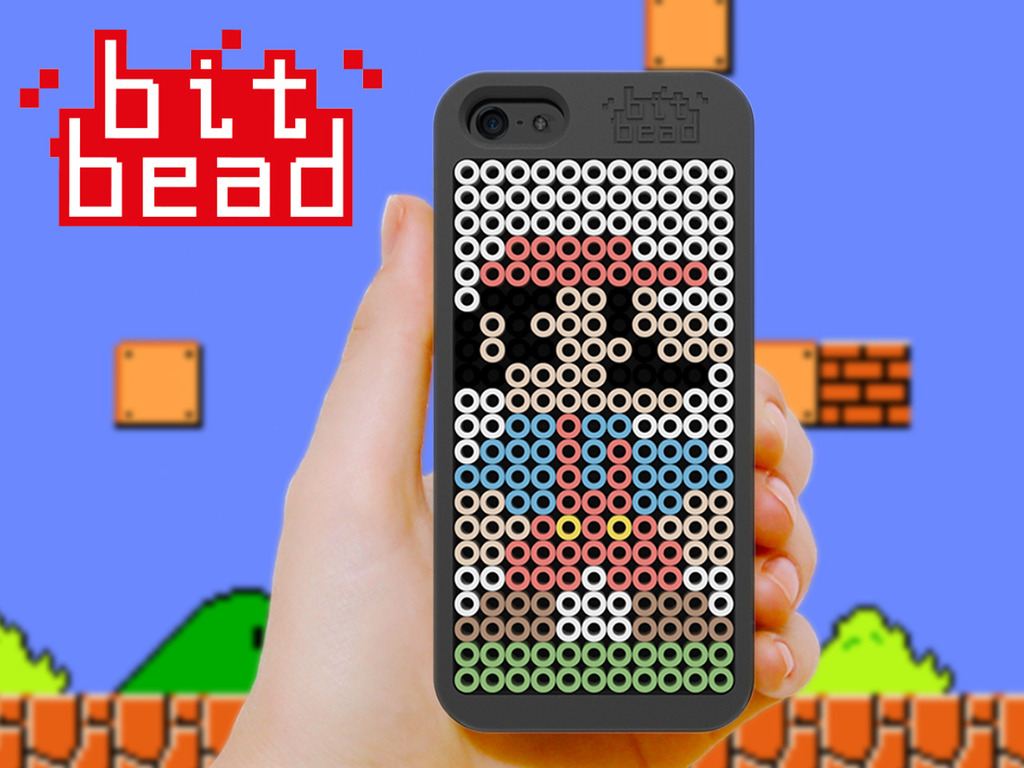 Bit Bead - The Fuse Bead iPhone Case.'s video poster
