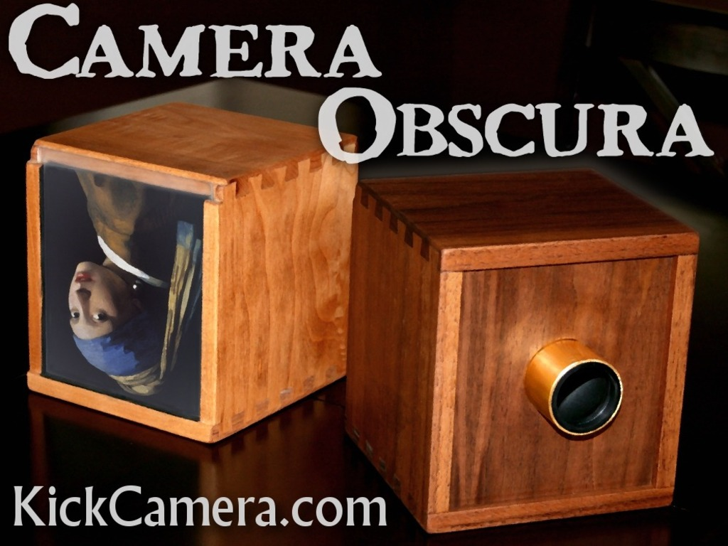 The Camera Obscura! Reviving the Old Masters' Secret Tool's video poster