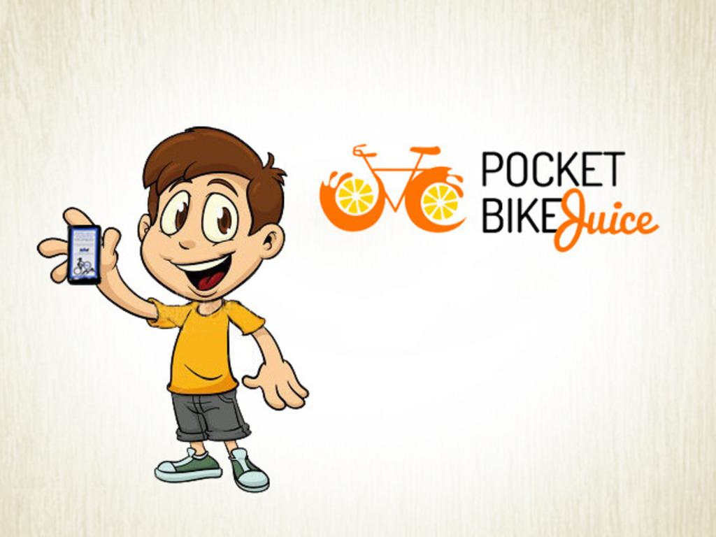 Pocket Bike Juice E-Bike Kit   Electric Bike Conversion PBJ's video poster