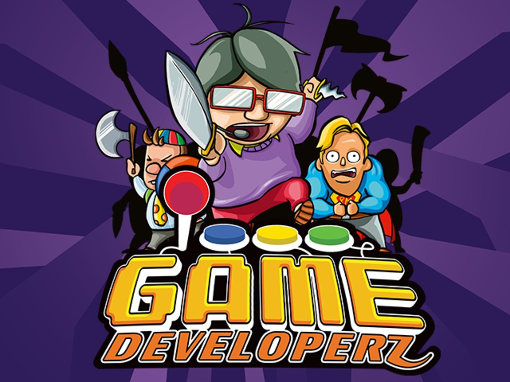 Game Developerz - The Games Industry Card Game's video poster