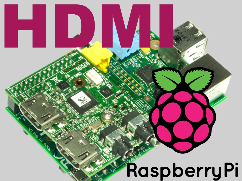 Connect your HD camcorder to your Raspberry Pi's video poster