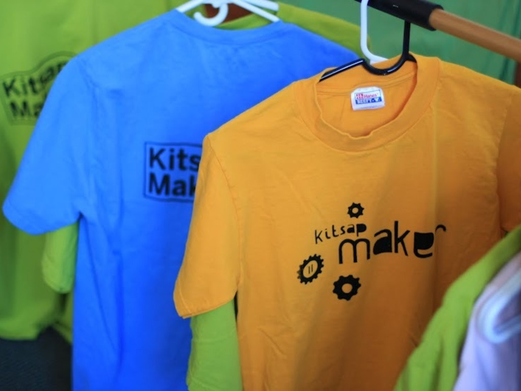 Kitsap Maker 2012 T-Shirts's video poster