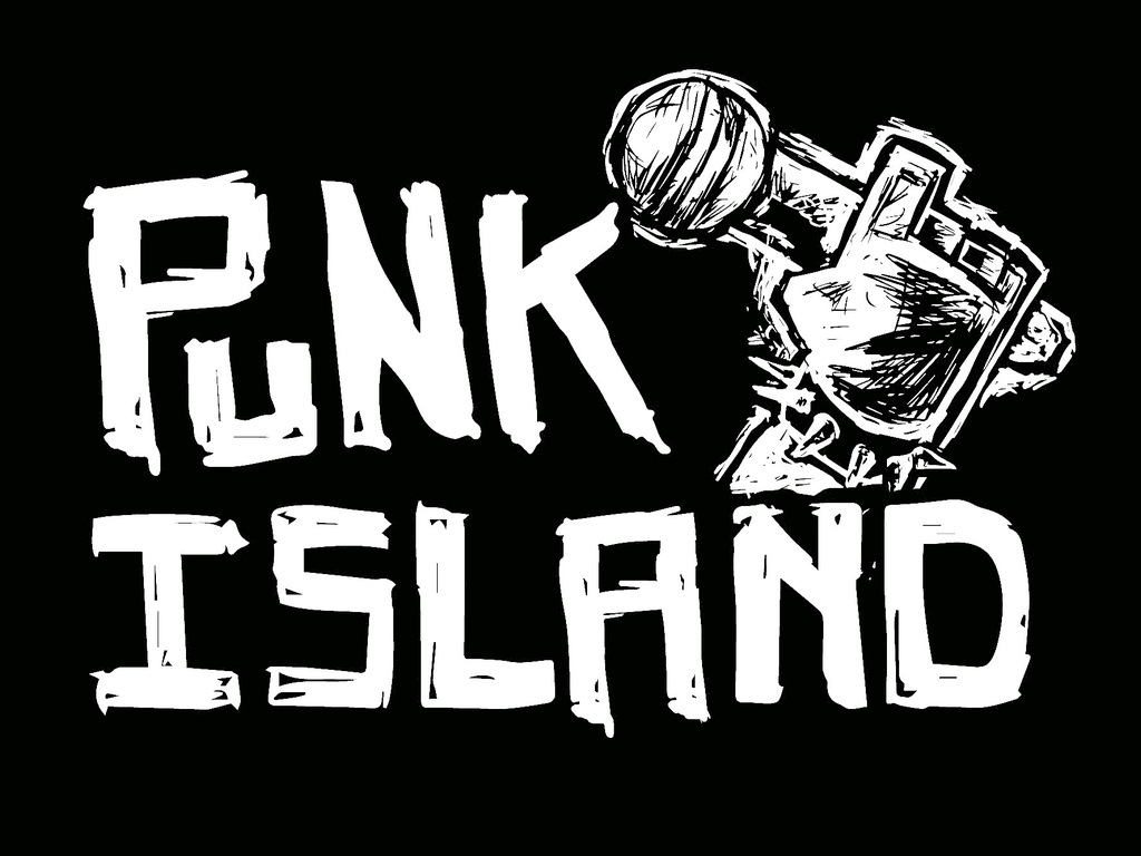 Punk Island 2014's video poster