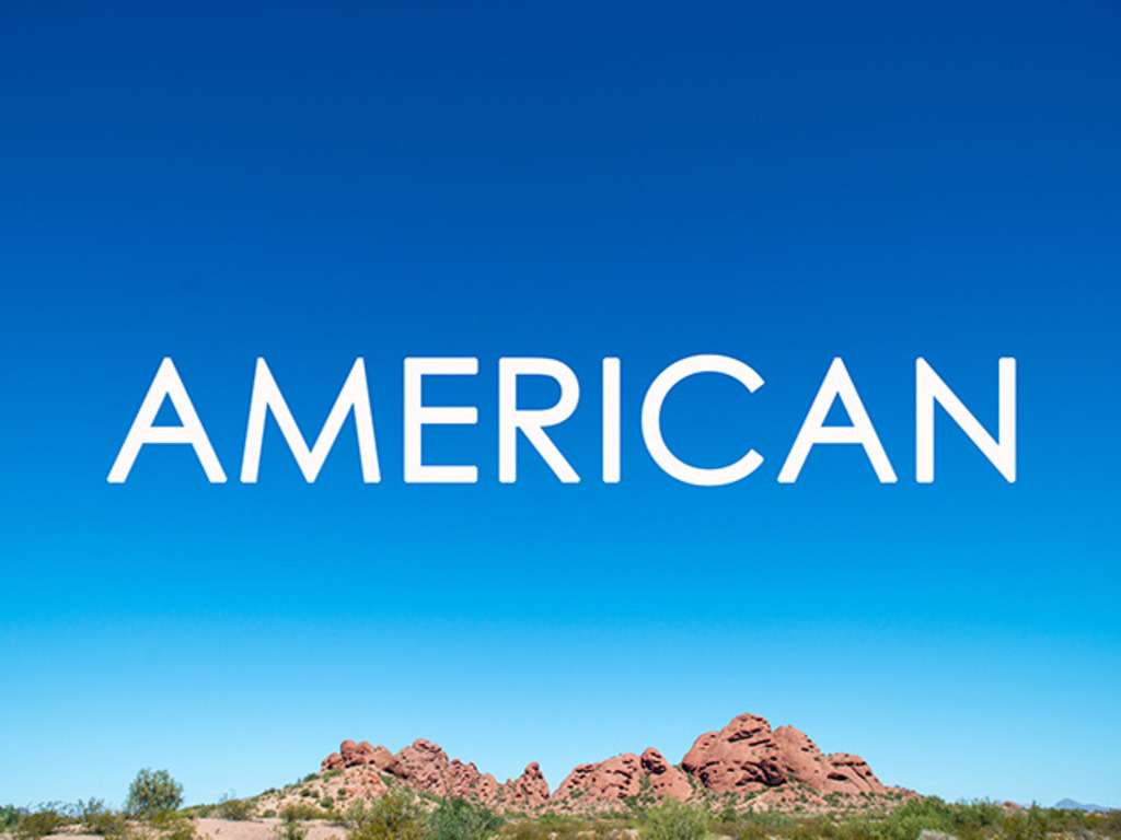 AMERICAN - A documentary photo book's video poster