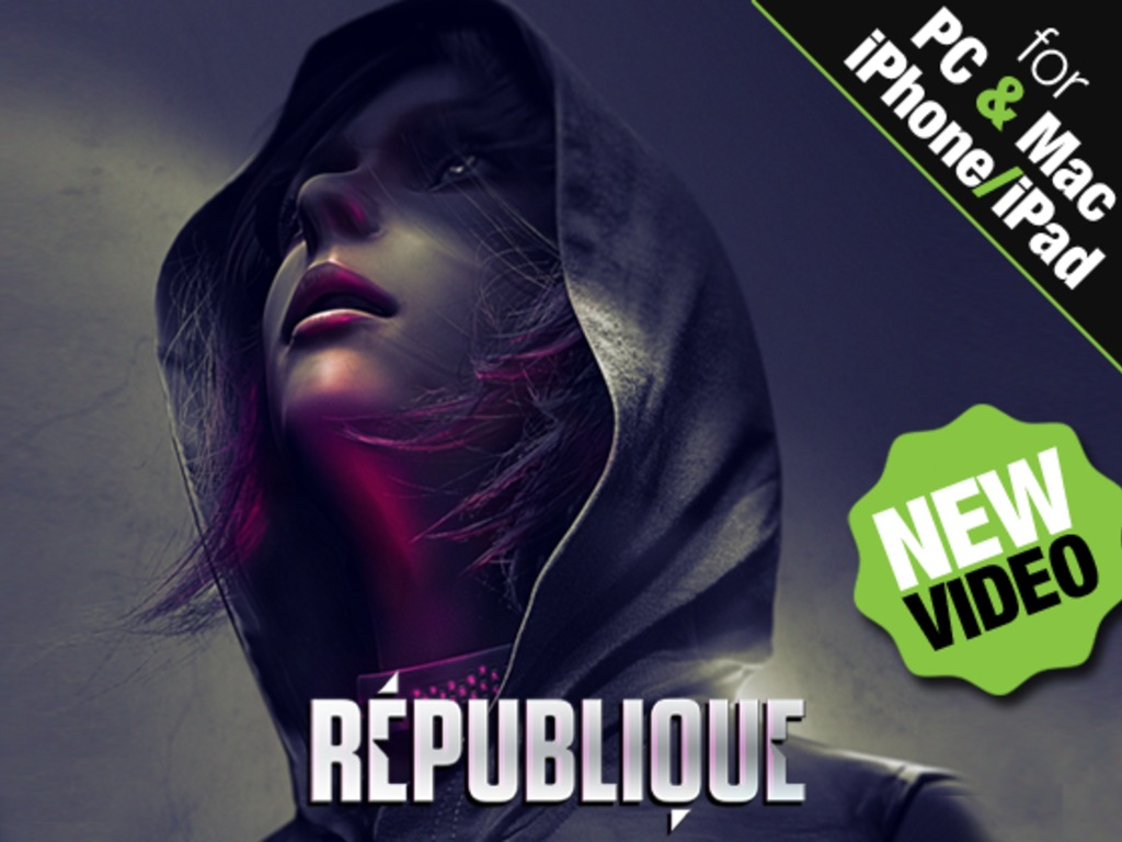 Republique by Camouflaj + Logan's video poster