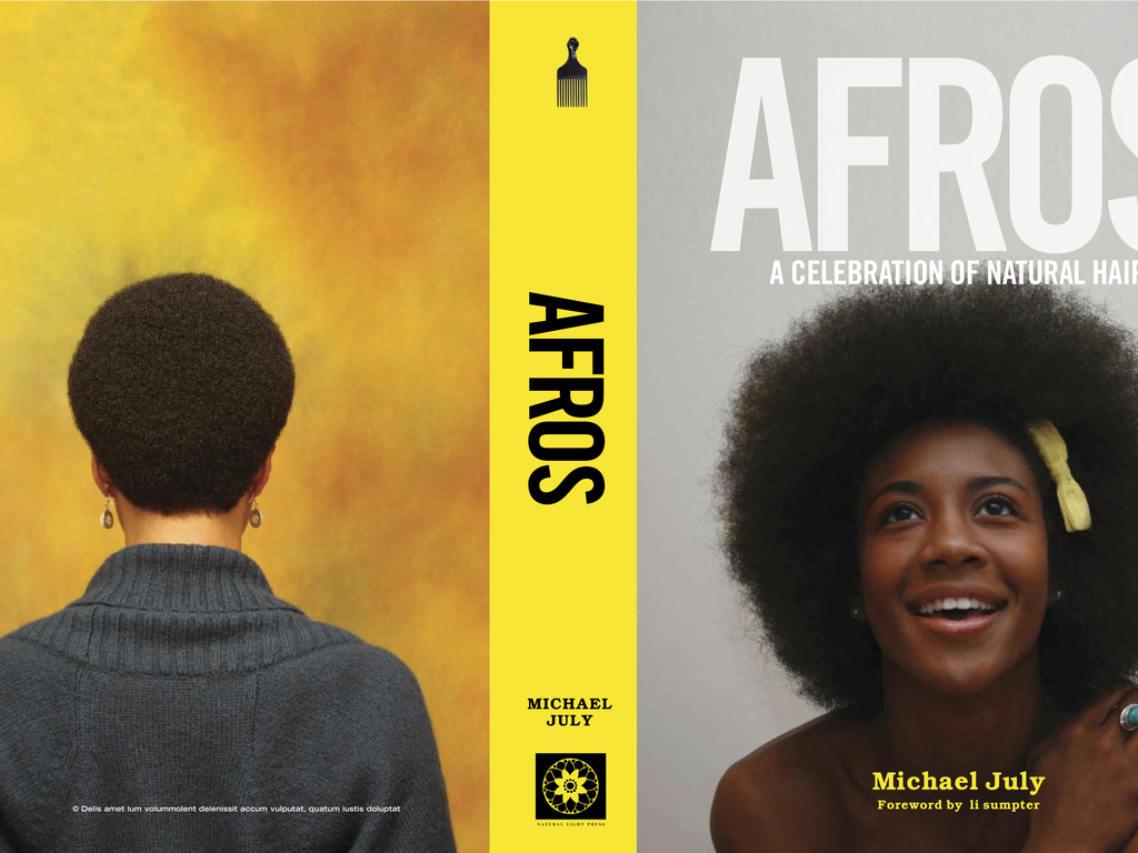 """AFROS - A Celebration Of Natural Hair"" by Michael July's video poster"