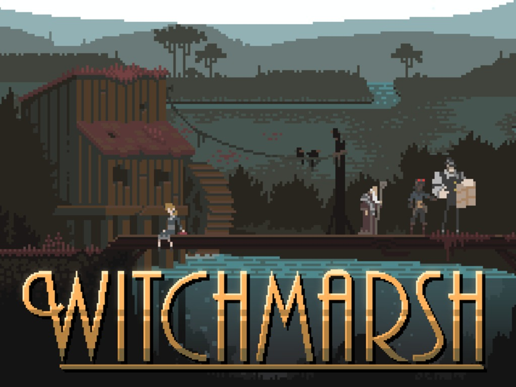 Witchmarsh's video poster
