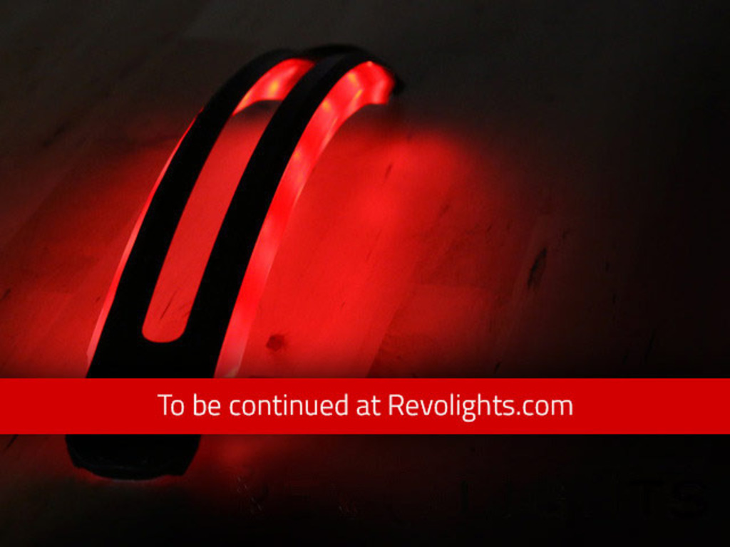 Revolights Arc: A Smarter Approach to the Bicycle Taillight's video poster