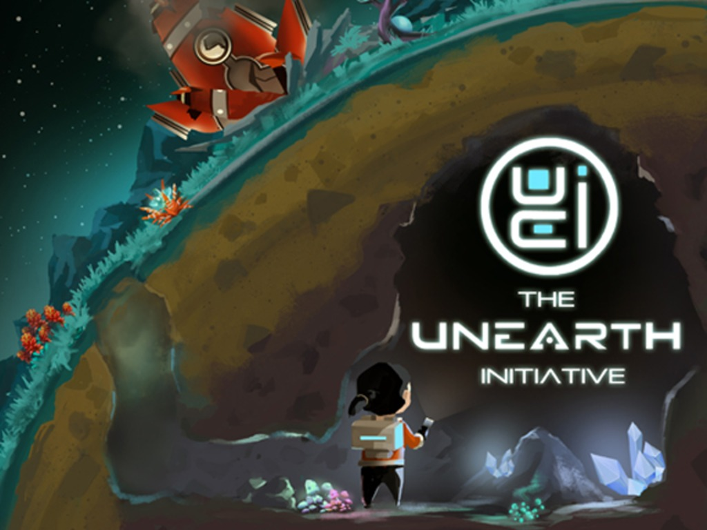 The UnEarth Initiative - A Quirky Space Colonization Sim's video poster