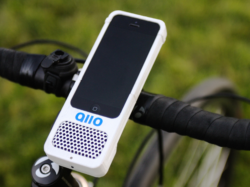 The Allo: The World's First Speaker-Bike Mount Combo's video poster