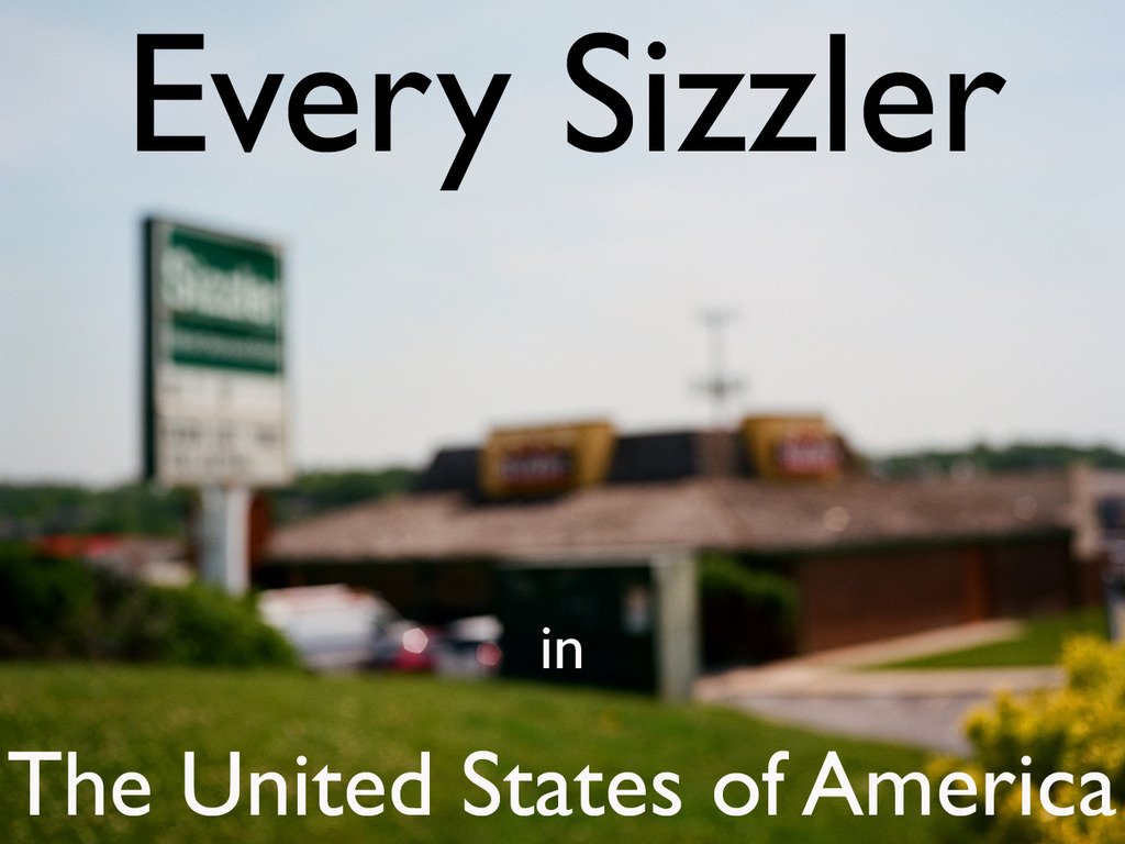 The Fishes are Photographing Every Sizzler in the United States of America!'s video poster