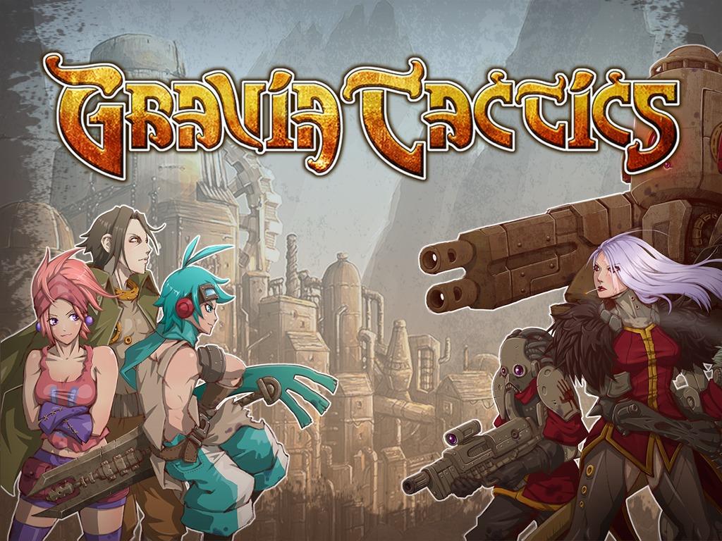 Gravia Tactics (Canceled)'s video poster