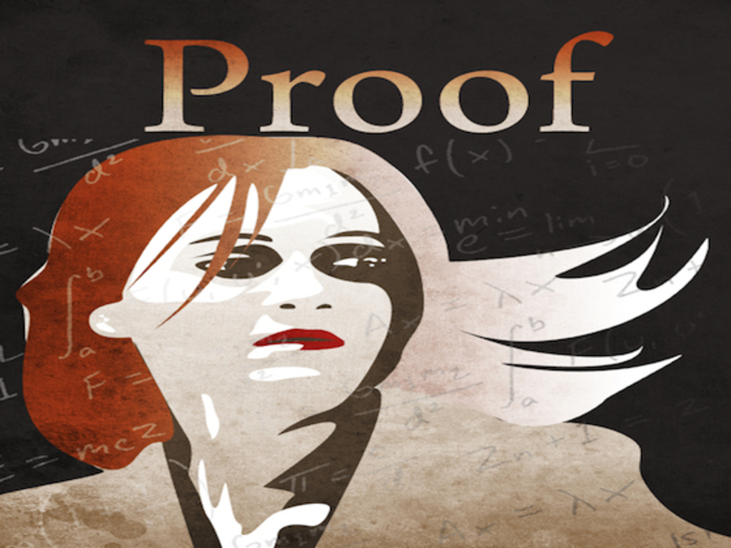 Redhead Productions Presents PROOF By David Auburn's video poster
