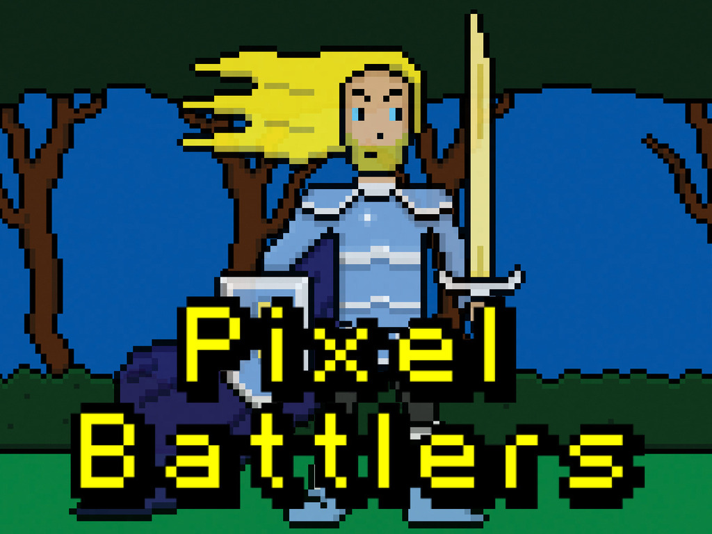 Pixel Battlers (Canceled)'s video poster