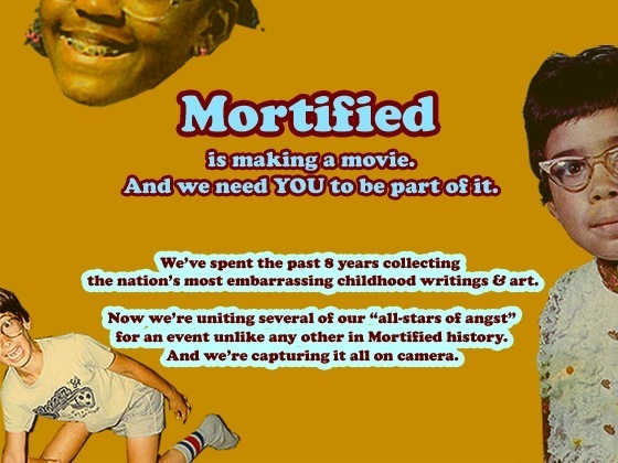 Mortified Live: Concert Film's video poster