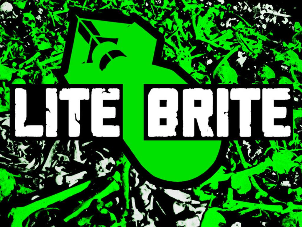Lite Brite's New Album's video poster