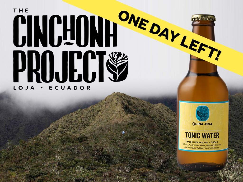 THE CINCHONA PROJECT: A Better Gin & Tonic's video poster