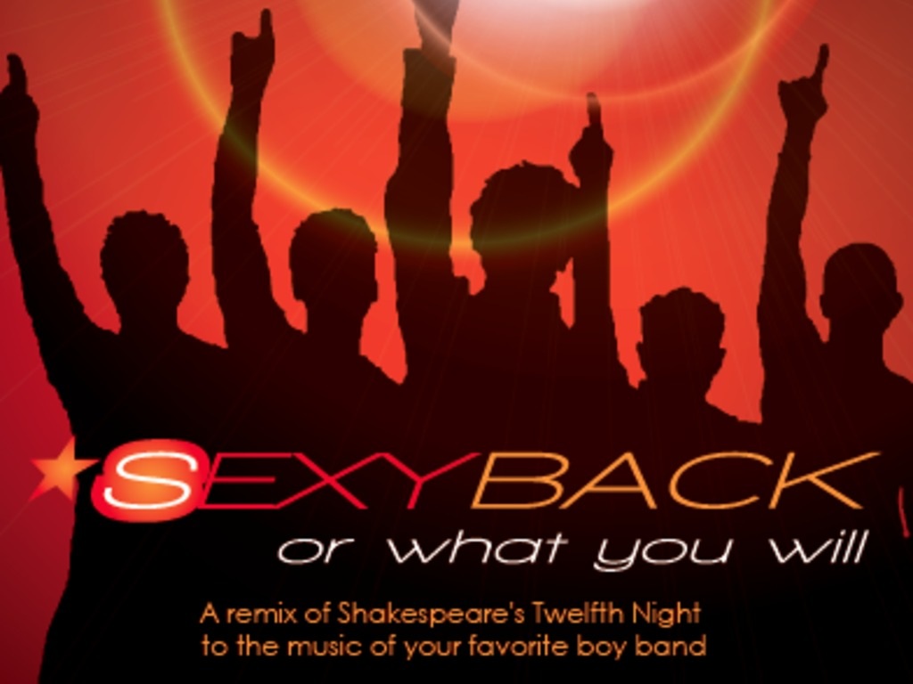 Sexyback: or what you will's video poster