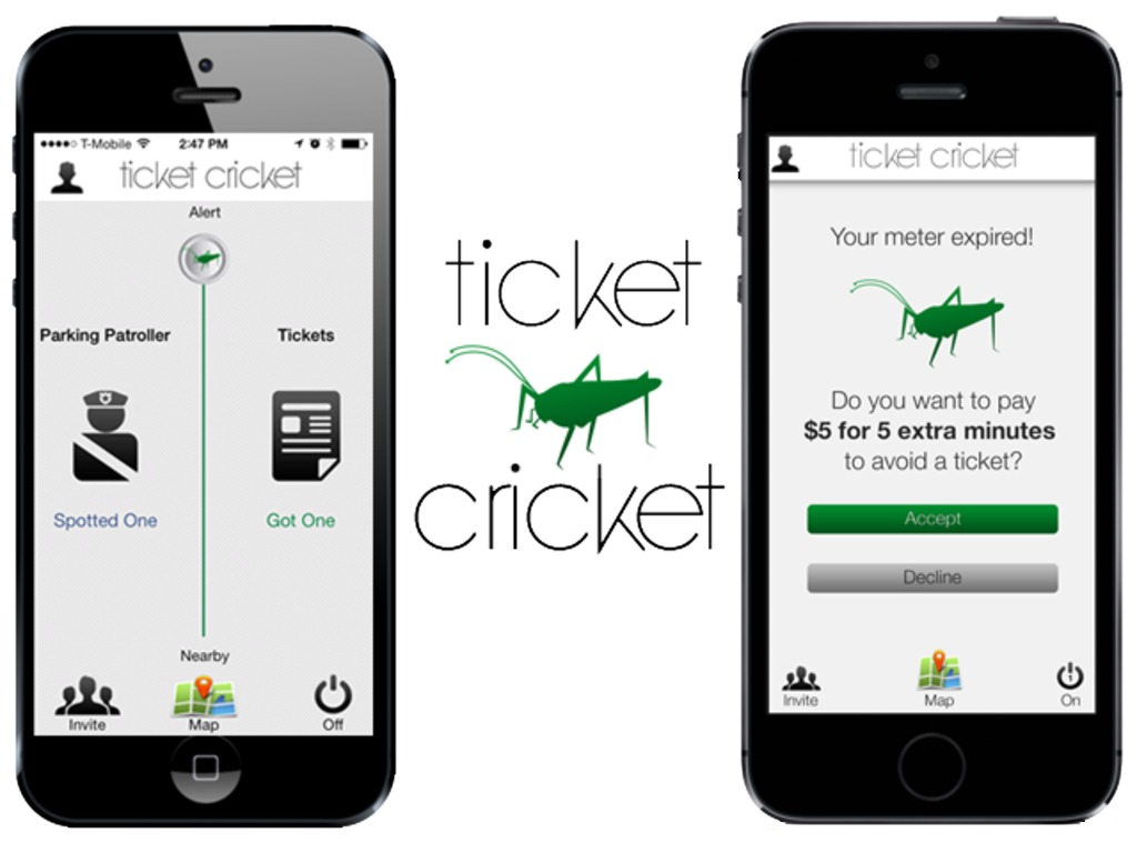 Ticket Cricket - $5 for 5 minutes (Canceled)'s video poster