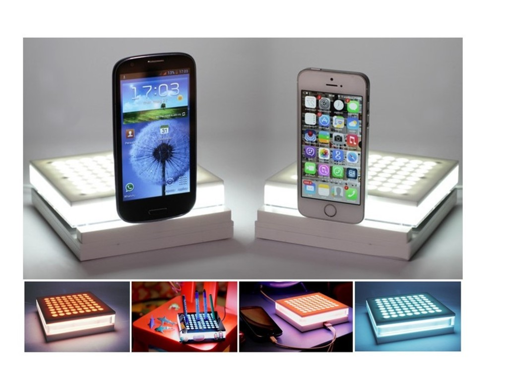 DOT LIGHT - Lamp, Dock station, built-in USB charger.. +..'s video poster