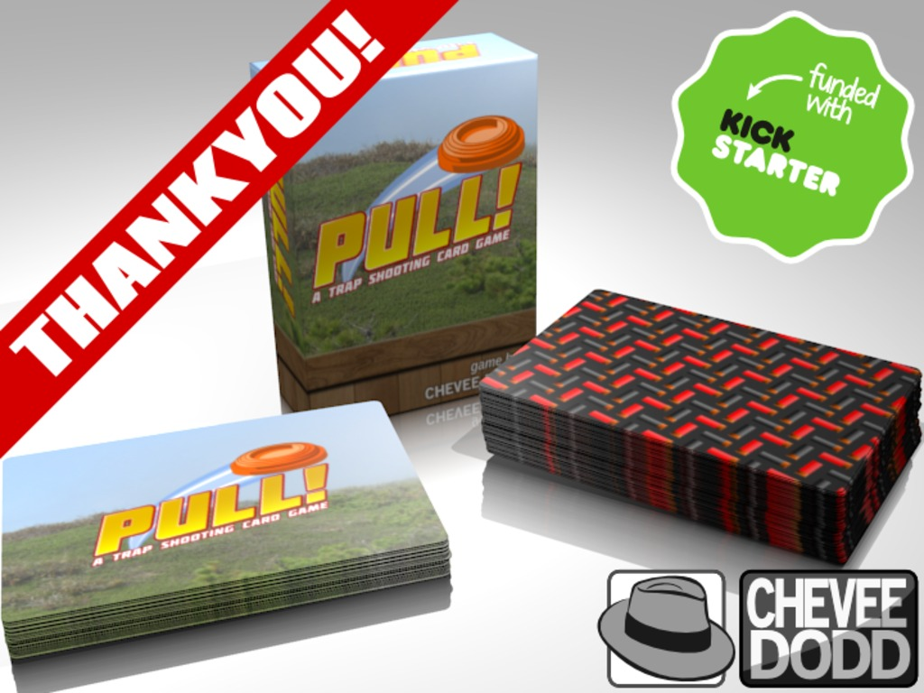 PULL! - A Trap Shooting Card Game's video poster