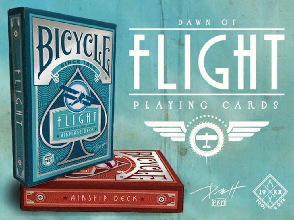 The Flight Deck: The Dawn of Aviation Playing Cards's video poster