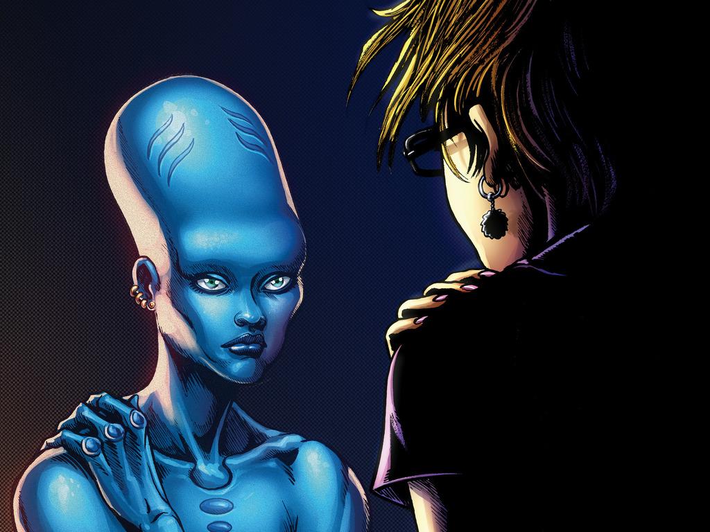 Martian Comics's video poster