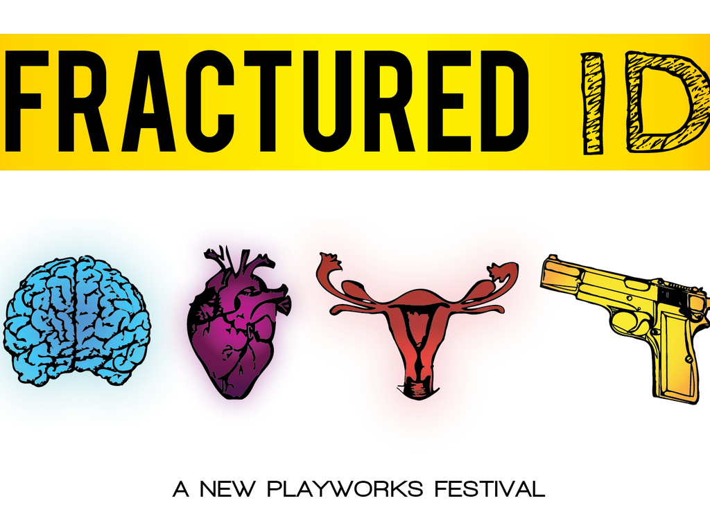 "1st Annual Sankofa Play Festival ""Fractured I.D.""'s video poster"