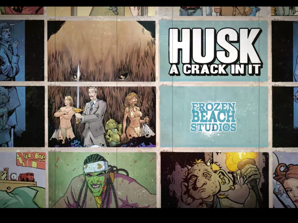 HUSK Vol. 2: A Crack In It, by Scott Thompson's video poster
