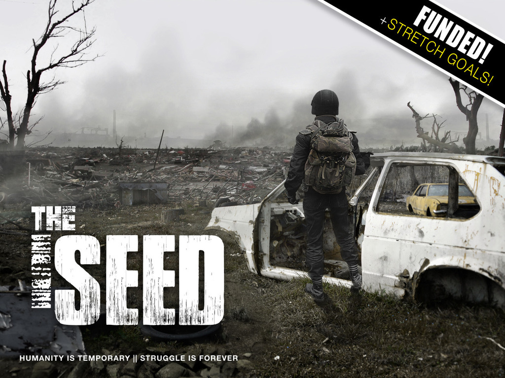 The Seed's video poster