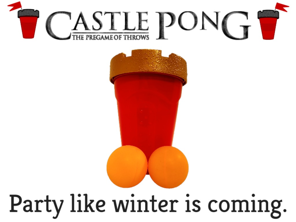 Castle Pong: The Pregame of Throws's video poster