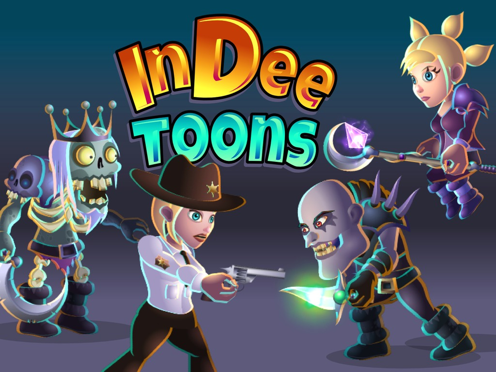 InDee Toons - Animated Game Characters (Canceled)'s video poster